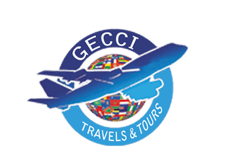 Gecci Travels and Tours designed by Kamoso Web Group